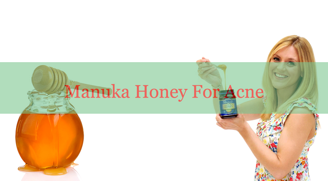manuka honey acne